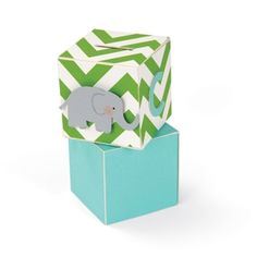Sizzix ScoreBoards XL Die - Block/Cube/Bank, 3-D $39.99