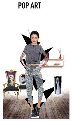"""fall  doll, art, home set"" by lianafourmouzi ❤ liked on Polyvore featuring art"