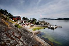 I 2009 ble det vanskeligere å bygge i strandsonen. Det stoppet ikke Bents guttedrøm. - Aftenposten