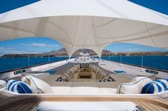 Sail-World.com : Luxury yacht leading in sustainability and energy conservation