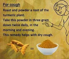 Remedies for dry cough Dry Cough Remedies, Health Remedies, Home Remedies, Detox Cleanse Drink, Detox Drinks, Turmeric Plant, Natural Cures, Health Tips, The Cure