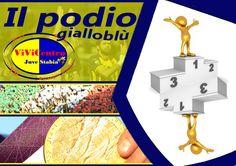 Il Podio Gialloblù di Ischia IsolaVerde – Juve Stabia 0 – 1