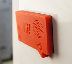 "Magnetic Voice Recorder — ""Next Generation Post-Its"" 