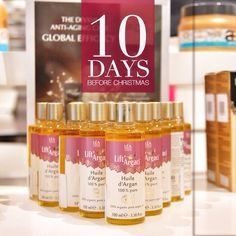 10 days to go before Christmas! Beat the holiday madness with a glowing, healthy and beautiful skin.