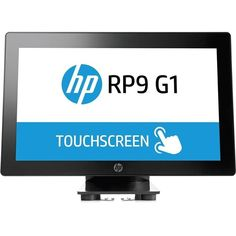 HP RP9 G1 Retail Pos 9015 System V2V68UT#ABA Intel Core i3-6100 3.7GHz 4GB 500GB 15.6 Touch Wind 7 Pro