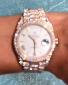 Rolex Gmt, Rolex Datejust, Rolex Watches, Cute Jewelry, Bling Jewelry, Jewelry Accessories, Jewelry Box, Jewelry Making, Baby Jewelry