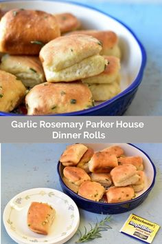 Factors You Need To Give Thought To When Selecting A Saucepan Delicious Garlic And Rosemary Parker House Dinner Rolls, Great Addition To Your Bread Basket. Basic And Easy Recipe You Can Put Together With Less Time. Yeast Bread Recipes, Quick Bread Recipes, Garlic Recipes, Side Dish Recipes, Baking Recipes, Flatbread Recipes, Muffin Recipes, Drink Recipes, Delicious Recipes