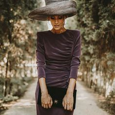 Day Wedding Outfit, Winter Wedding Outfits, Quoi Porter, What To Wear Today, Outfits With Hats, Haute Couture Fashion, Casual Chic, Beautiful Outfits, Autumn Fashion
