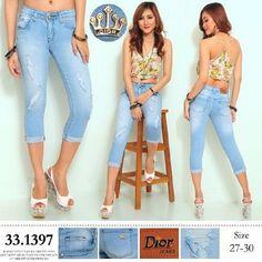 """""Celana jeans 7/8 DIOR 331397 hipster Material: soft jeans Harga: 130 Warna:  biru muda Order PIN 5A1F32FA & SMS/WA 087722-575-101  Reseller & Dropship Welcome!  Happy Shopping! :) #jamtangan #jamtanganwanita #jammurah #grosirjam #grosirbandung #jamcewek #jamtangancewek #jambandung #jamtanganterbaru #resellerjamtangan #grosirjamtangan #grosirjamtanganwanita #suplierjamtangan #jamtanganartis #olshop #jamfashion #jamoriginal #resellerwelcome #sepatu #celanajeans #sepatubandung Happy Shopping, Dior, Capri Pants, Hipster, Jeans, Instagram Posts, Fashion, Moda, Capri Trousers"