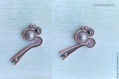 Представляю вашему внимание мастер-класс по изготовлению сутажные сережек «Поворот судьбы». Серьги «Поворот судьбы» универсальны, ведь ими можно украсить как повседневный образ, так и торжественный наряд. Материалы для работы: - сутажный шнур (серый и розовый); - жемчуг Swarovski (Grey 4 мм — 2 шт., Grey 6 мм — 2шт.); - бусины Swarovski (Rose Alabaster 6 мм — 2шт.