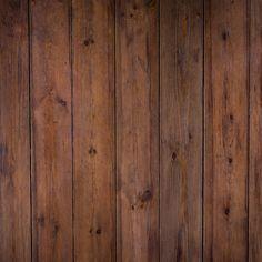 Wide Brown Wood Backdrop