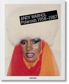 andy warhol/polaroids 1958-1987 taschen