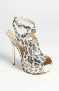 GUESS 'Gigan' Sandal available at Nordstrom