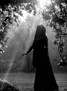 .By magick of moonlight...
