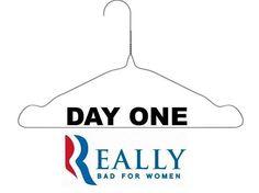 Day One #WaronWomen