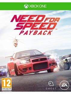 Buy a used Need For Speed Payback Xbox One Game. ✅Compare prices by UK Leading retailers that sells ⭐Used Need For Speed Payback Xbox One Game for cheap prices. Jeux Xbox One, Xbox 1, Xbox One Games, Ps4 Games, Playstation Games, Games Consoles, Need For Speed, Grand Theft Auto, Chevrolet Camaro Ss 1967