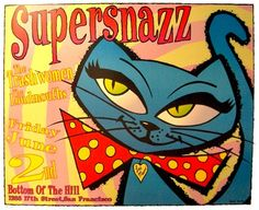 Supersnazz Frank Kozik Limited Edition