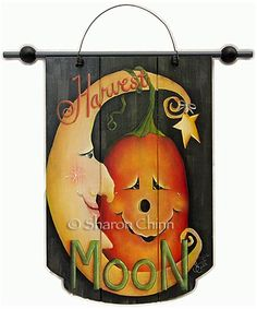 Harvest Moon Banner e-Pattern DOWNLOAD