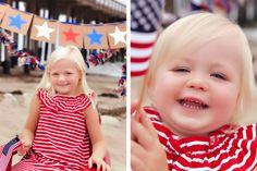 Whitney Hartmann Blog Whitney Hartmann Blog Fourth of July beach photoshoot