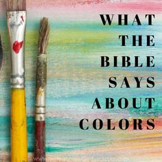 Colors in the Bible: Rich with meaning and symbolism Black Things black color meaning bible Free Bible Study, Bible Study Journal, Biblical Verses, Bible Scriptures, Bible Notes, Scripture Quotes, Green Color Meaning, Meaning Of Colors, Things Meaning