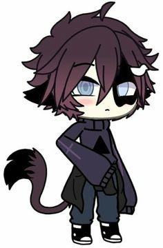 Anime Wolf Girl, Anime Girl Neko, Cute Anime Chibi, Anime Art Girl, Cute Anime Character, Character Outfits, Character Drawing, Anime Girl Drawings, Kawaii Drawings