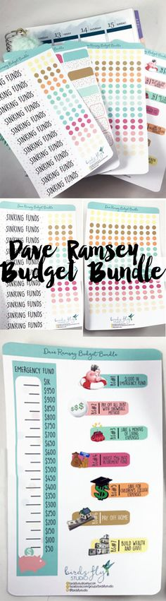 DIY sewing sewn cash envelope system wallet, perfect for the Dave - dave ramsey zero based budget spreadsheet