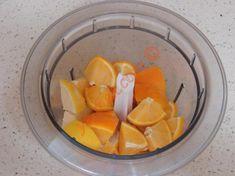 1 Limon 1 Portakaldan 3 Litre Limonata Tarifi Yapılış Aşaması 3/12 Orange, Fruit, Food, The Fruit, Meals, Yemek, Eten