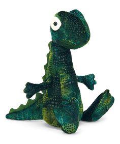 Another great find on #zulily! 11'' Larry Lizard Plush Toy by Jellycat #zulilyfinds