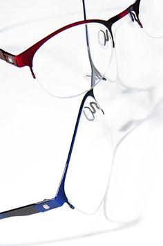 Molecube 7 #eyewear #red #blue #fashion #technology