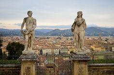 Bardini gardens - Florence