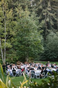 Nestldown outdoor wedding venue