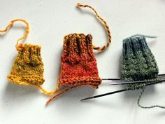 Exploring Handspun Sock Yarn | Woolen Diversions