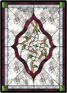 Tons of free stained glass patterns.