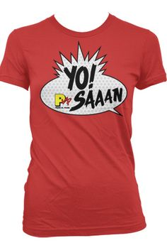 Yo! PVP Saaan Girls (Red)  I either want this one or the original PVP shirt.