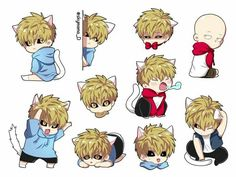 One Punch Man || Genos x Saitama / SaiGenos Saitama One Punch Man, One Punch Man Anime, One Punch Man 3, One Punch Man Funny, Anime Oc, Anime Manga, Genos X Saitama, Kid N Teenagers, Cute Anime Boy