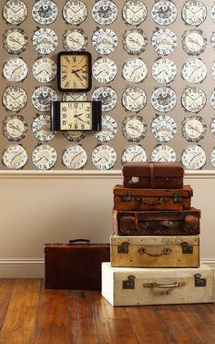 Time (ICON) - Prestigious Textiles 『WALPA』