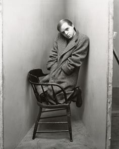 Truman Capote by Irving Penn http://www.npg.org.uk/irvingpenn/images/tc.jpg