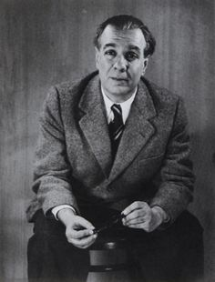 """""""I am not sure that I exist, actually. I am all the writers that I have read, all the people that I have met, all the women that I have loved; all the cities I have visited."""" — Jorge Luis Borges"""