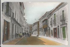 Ocaña (Toledo) : Calle Mayor | por Centro de Estudios de Castilla-La Mancha (UCLM)
