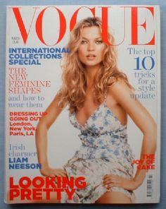 Vogue magazines 2000s