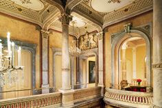 The Hotel Imperial's Belle Etage