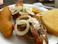Fried Fish, Festival & Bammy