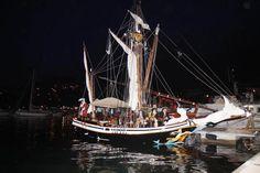 #Cadimare, #LaSpezia, lo sbarco dei pirati.