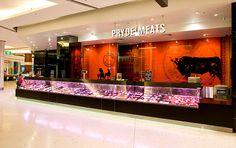 Butcher shop store design | Retail graphic design for butche… | Flickr