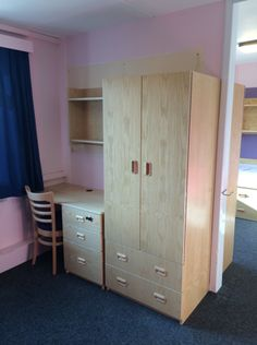 The Bespoke Bedroom Furniture We Manufactured And Installed At Steyning Grammar School A State Comprehensive