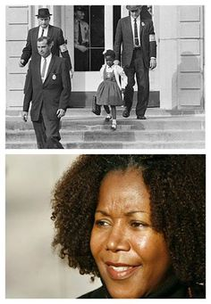 Happy 60th Birthday to civil rights icon Ruby Bridges Hall!  Her Story Matters: Ruby Bridges was born on September 8, 1954. She was born to Lucille and Abon Bridges, who had four other children, giving Ruby three brothers and one sister. At age two, Ruby and her family moved from Tylertown, Mississippi, where her family had been sharecroppers, to New Orleans, Louisiana, because her parents sought better work opportunities.