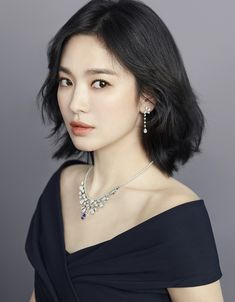 Song Hye Kyo seen with Natalie Portman, Natalia Vodianova and more in 'Chaumet' global event Korean Beauty, Asian Beauty, Song Hye Kyo Style, Glowy Skin, Natalia Vodianova, Asian Celebrities, Celebs, High Fashion Photography, Glamour Photography