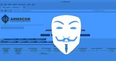 Anonymous Hacker Steals Data From SA's Top Military Body