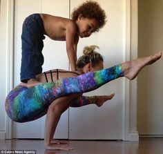 Daily Mail: Yoga teacher Josie Jacob becomes an Instagram hit posing with her children. From the Downdog Diary Yoga Blog found exclusively at DownDog Boutique. DownDog Diary brings together yoga stories from around the web on Yoga Lifestyle... Read more at DownDog Diary