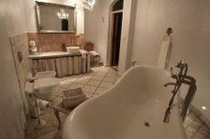 Pink Suite - bathroom Villa, Bathtub, Boutique, Interior Design, Bathroom, Apartments, Pink, Standing Bath, Nest Design